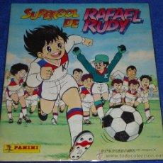 Coleccionismo Álbum: SUPERGOL DE RAFAEL RUDY - PANINI ¡COMPLETO E IMPECABLE!. Lote 30527470