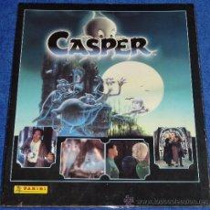Coleccionismo Álbum: CASPER - PANINI ¡COMPLETO E IMPECABLE!. Lote 30527931