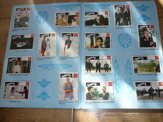 Coleccionismo Álbum: SUPERMAN II Edit. FHER 1980 Álbum completo - Foto 3 - 30583869
