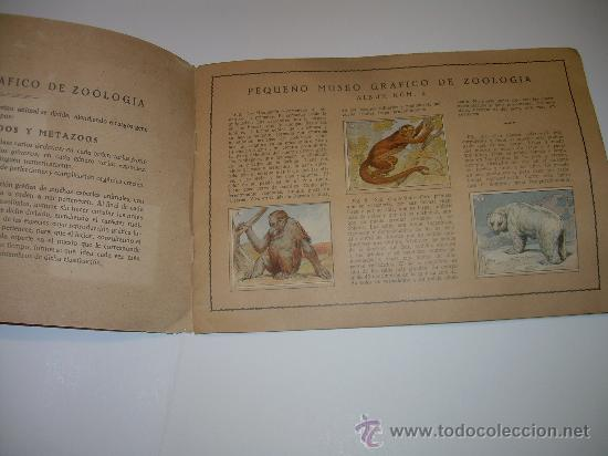 Coleccionismo Álbum: PEQUEÑO ALBUM... COMPLETO.....MUSEO GRAFICO.....EDIT.MUNTAÑOLA. - Foto 3 - 30732360