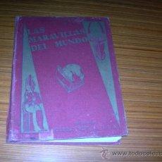 Coleccionismo Álbum: LAS MARAVILLAS DEL MUNDO DE NESTLE COMPLETO 480 CROMOS. Lote 30785372