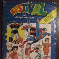 Coleccionismo Álbum: FESTIVAL DEL DIBUJO ANIMADO Y FESTIVAL WALT DISNEY. Lote 31016544