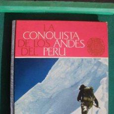 Coleccionismo Álbum: ALBUM LA CONQUISTA DE LOS ANDES DEL PERU. NESTLE 1963. COMPLETO. Lote 31308664
