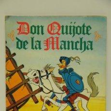 Coleccionismo Álbum: ALBUM COMPLETO, DON QUIJOTE DE LA MANCHA, DANONE, AÑO 1978. Lote 31573797