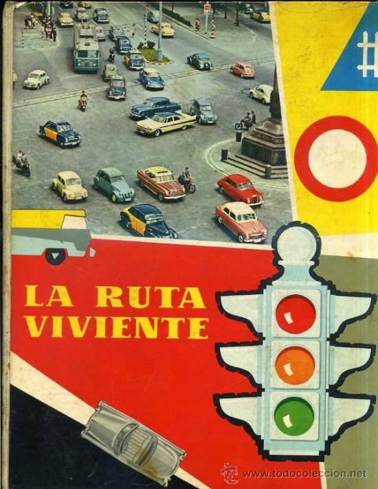 LA RUTA VIVIENTE NESTLÉ (1960) (Coleccionismo - Cromos y Álbumes - Álbumes Completos)