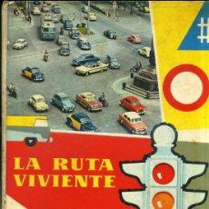 Coleccionismo Álbum: LA RUTA VIVIENTE NESTLÉ (1960). Lote 38188921