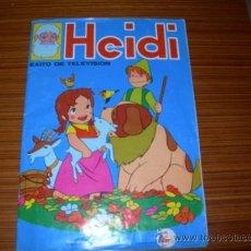 Coleccionismo Álbum: HEIDI DE FHER 210 CROMOS COMPLETO. Lote 31823507