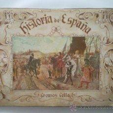 Coleccionismo Álbum: ALBUM DE CROMOS, HISTORIA DE ESPAÑA, CROMOS CELTA. Lote 32206798