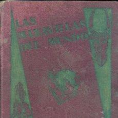 Coleccionismo Álbum: LAS MARAVILLAS DEL MUNDO. NESTLE. COMPLETO. Lote 32603503