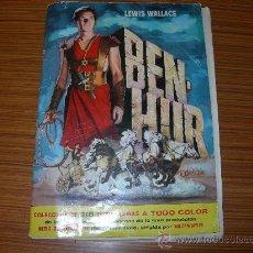 Coleccionismo Álbum: BEN HUR 216 CROMOS COMPLETO DE BRUGUERA. Lote 32639735