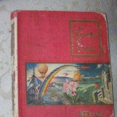 Coleccionismo Álbum: LAS MARAVILLAS DEL MUNDO NESTLE 1955 ALBUM COMPLETO. Lote 32894612