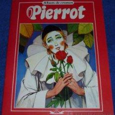 Coleccionismo Álbum: PIERROT - ANTALBE ¡COMPLETO E IMPECABLE!. Lote 33478503