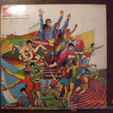 Coleccionismo Álbum: MONTREAL 1976 COCA COLA (CAJA + VISOR ?). Lote 33490295