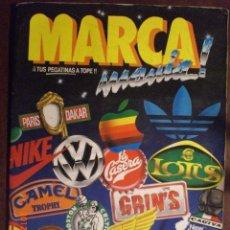 Coleccionismo Álbum: MARCA MANIA. Lote 33557976