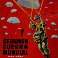 Coleccionismo Álbum: ALBUM: SEGUNDA GUERRA MUNDIAL - CHOCOLATES TORRAS. Lote 33729233
