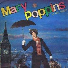 Coleccionismo Álbum: MARY POPPINS (WALT DISNEY) - ALBUM EDITORIAL FHER - COMPLETO. BILBAO: EDITORIAL FHER, 1966. 21.5X31.. Lote 34537715