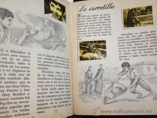 Coleccionismo Álbum: MARCELINO Pan y vino - Foto 4 - 34643097