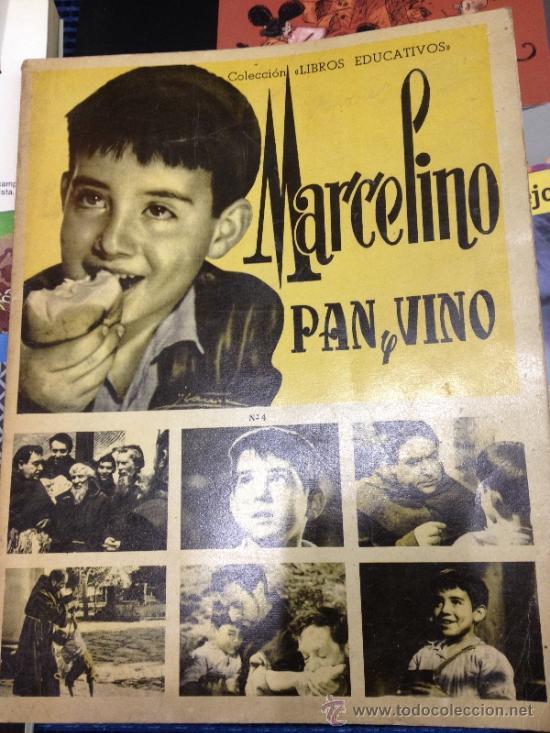 MARCELINO PAN Y VINO (Coleccionismo - Cromos y Álbumes - Álbumes Completos)