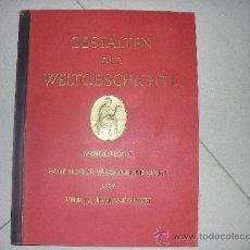 Coleccionismo Álbum: COLECCION COM PLETA AÑO 1933 CON RETRATOS DE LAS PERSONALIDADES MUNDIALES HISTORICAS. 200 CROMOS. MU. Lote 34953203