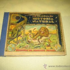 Coleccionismo Álbum: HISTORIA NATURAL - CHOCOLATE JUNCOSA - - 1935 . Lote 35001882