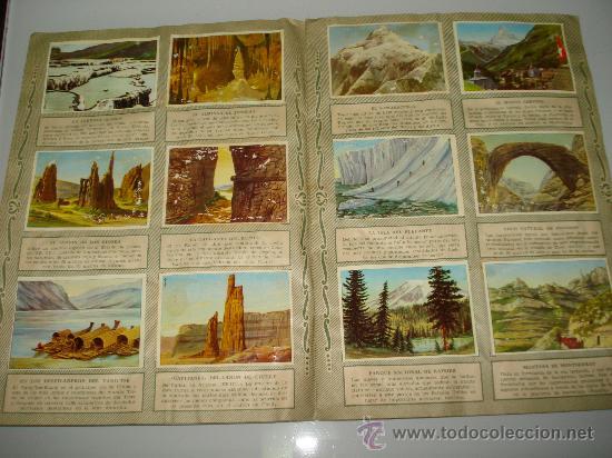 Coleccionismo Álbum: Antiguo Album ** MARAVILLAS DEL MUNDO ** Album I y II de Chocolates TORRAS .Año 1950s.. - Foto 4 - 35495660