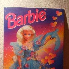 Coleccionismo Álbum: ALBUM DE CROMOS DE BARBIE CON STICK STACK COMPLETO 1996. Lote 35591948