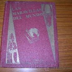 Coleccionismo Álbum: LAS MARAVILLAS DEL MUNDO DE NESTLE ALBUM COMPLETO 40 SERIES DE 12 CROMOS CADA UNA. Lote 35739213