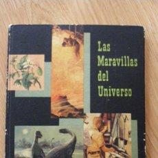Coleccionismo Álbum: ALBUM LAS MARAVILLAS DEL UNIVERSO (NESTLÉ), AÑO 1957, II VOLUMEN, PERFECTO Y COMPLETO. UNA OPORTUNID. Lote 35716711