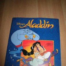 Coleccionismo Álbum: ALBUM ALADDIN COMPLETO PANINI. Lote 35843064