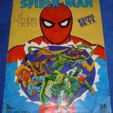 Coleccionismo Álbum: SPIDERMAN - EL HOMBRE ARAÑA - FHER ¡COMPLETO!. Lote 35969258