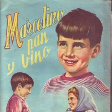 Coleccionismo Álbum: FHER - MARCELINO PAN Y VINO - ÁLBUM COMPLETO. Lote 36099925