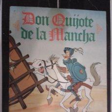 Coleccionismo Álbum: DON QUIJOTE DE LA MANCHA (DANONE). Lote 36323667
