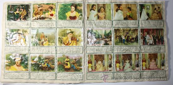Coleccionismo Álbum: Sissi. Álbum de cromos. Completo - Foto 4 - 36528437