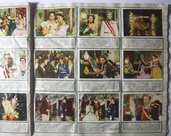 Coleccionismo Álbum: Sissi. Álbum de cromos. Completo - Foto 3 - 36528437