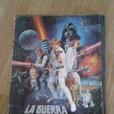 Coleccionismo Álbum: STAR WARS (LA GUERRA DE LAS GALAXIAS) PACOSA DOS 1977. Lote 209386883
