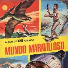 Coleccionismo Álbum: ÁLBUM