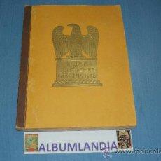 Coleccionismo Álbum: ALBUM COMPLETO DE HISTORIA DE ALEMANIA EN ALEMÁN AÑO 1936. Lote 37474328