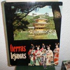 Coleccionismo Álbum: LIBRO DE CROMOS COMPLETO DE NESTLE DE1959 --TIERRAS LEJANAS. Lote 37641423