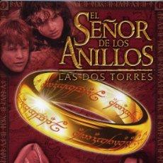 Coleccionismo Álbum: EL SEÑOR DE LOS ANILLOS, LAS DOS TORRES. ALBUM COMPLETO.. Lote 37753594