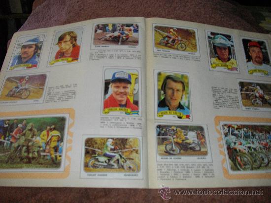 Coleccionismo Álbum: ALBUM DE CROMOS MOTO SPORT EDITORIAL PANINI COMPLETO VER FOTOS ADICIONALES - Foto 6 - 37965196