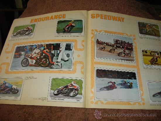 Coleccionismo Álbum: ALBUM DE CROMOS MOTO SPORT EDITORIAL PANINI COMPLETO VER FOTOS ADICIONALES - Foto 7 - 37965196