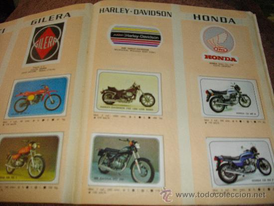 Coleccionismo Álbum: ALBUM DE CROMOS MOTO SPORT EDITORIAL PANINI COMPLETO VER FOTOS ADICIONALES - Foto 9 - 37965196