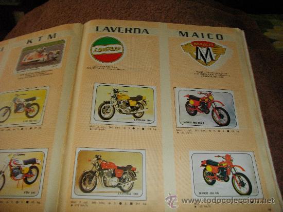 Coleccionismo Álbum: ALBUM DE CROMOS MOTO SPORT EDITORIAL PANINI COMPLETO VER FOTOS ADICIONALES - Foto 10 - 37965196