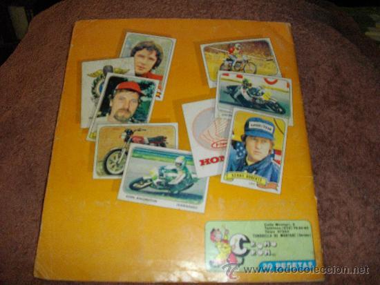 Coleccionismo Álbum: ALBUM DE CROMOS MOTO SPORT EDITORIAL PANINI COMPLETO VER FOTOS ADICIONALES - Foto 12 - 37965196