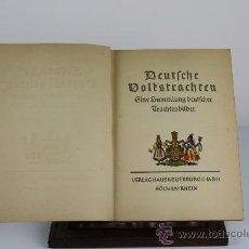 Coleccionismo Álbum: 6071 - DEUTSCHE VOLKSTRACHTEN. HAUS NEUERBURG. EDIT. KÖLN AM RHEIN. S/F.. Lote 38500723