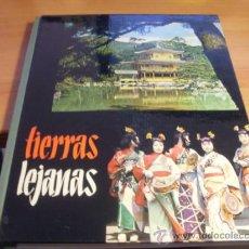 Coleccionismo Álbum: TIERRAS LEJANAS. ALBUM COMPLETO NESTLE (ALB3). Lote 38678582