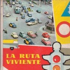 Coleccionismo Álbum: LA RUTA VIVIENTE. ALBUM DE CROMOS.. Lote 38780392