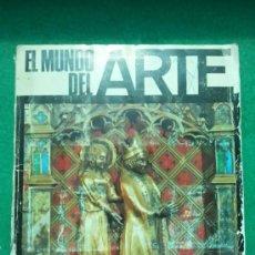 Coleccionismo Álbum: ALBUM EL MUNDO DEL ARTE DE DIFUSORA DE CULTURA. Lote 97429528