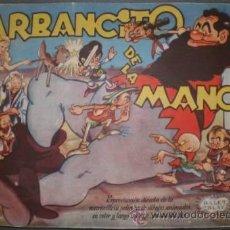 Coleccionismo Álbum: GARBANCITO DE LA MANCHA. ALBUM DE CROMOS. Lote 38836875