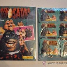 Coleccionismo Álbum: ALBUM DE CROMOS + 50 SOBRES DINOSAURS DE PANINI. Lote 53993239